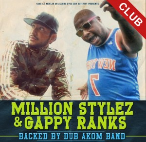 MILLION GAPPY club