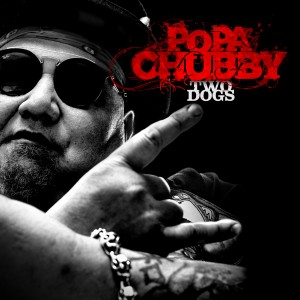 Popa Chubby - Two Dogs - Cover CD